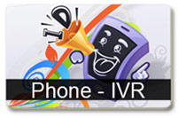 Phone Integrated Voice Recognition (IVR)